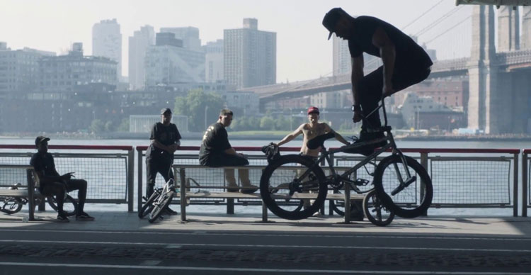 Nigel Sylvester – Timing Is Everything