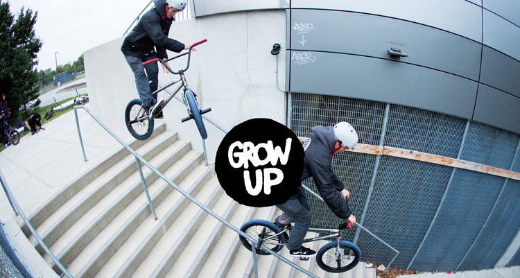 "Sunday Bikes – ""Grow Up"" Online Premiere – Today Only!"