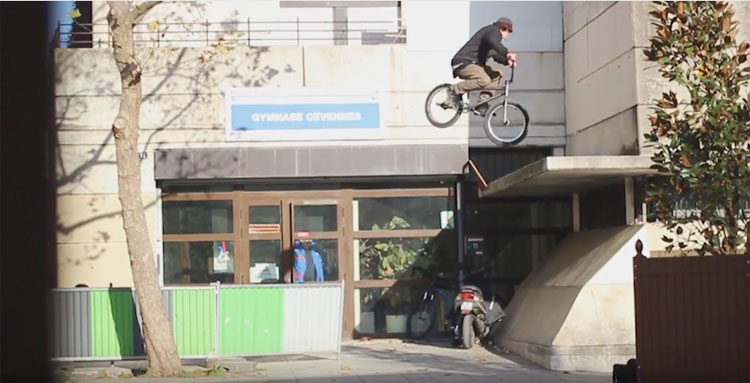 Thibaud Delas Welcome to Flybikes