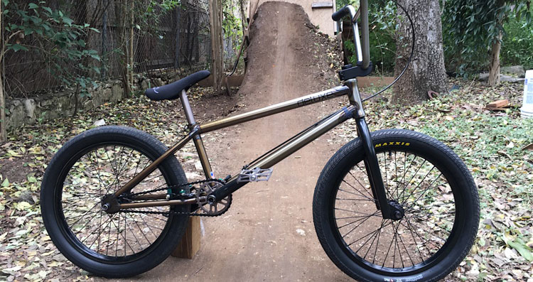 Tyler Trueman Bike Check