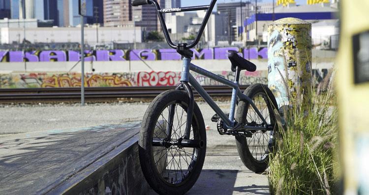 Colony BMX – Chris Bracamonte Bike Check
