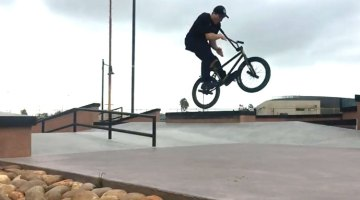 Colin Varanyak – New Favorite Skatepark