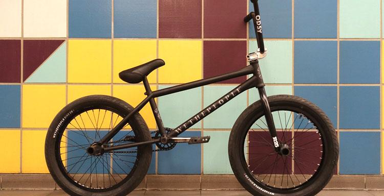 Wethepeople – Dima Prykhodko Bike Check