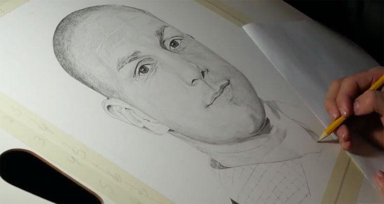 Drawing Dave Mirra