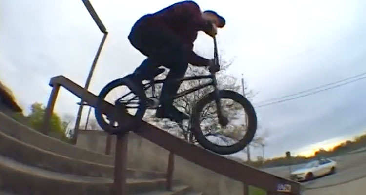 Hacksaw – Ryan Cork 2017 Video