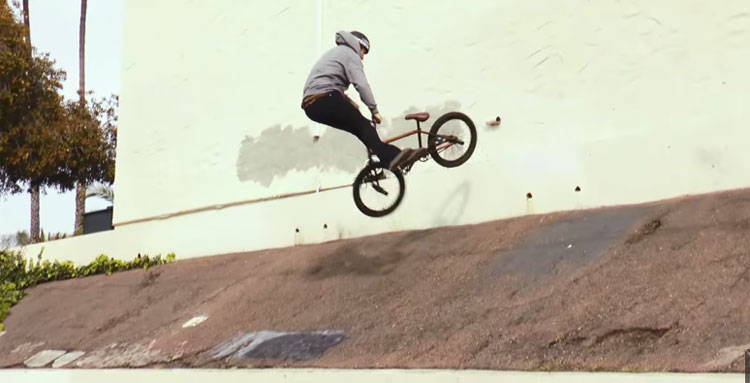 Kink BMX – Connor Lodes Earns It In The Streets