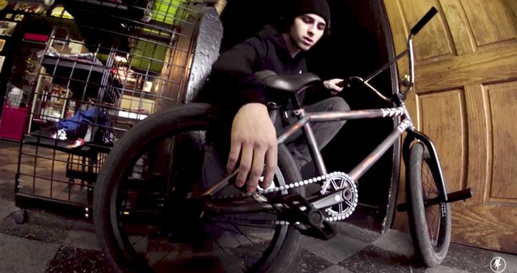 Mikey Tyra 2017 Video Bike Check