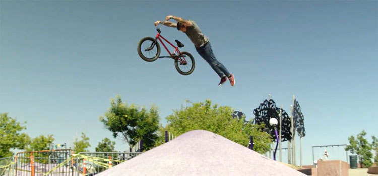 Pusher BMX In Colorado