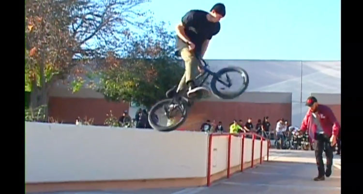 Stacked BMX x NLT Crew – Come Have Fun