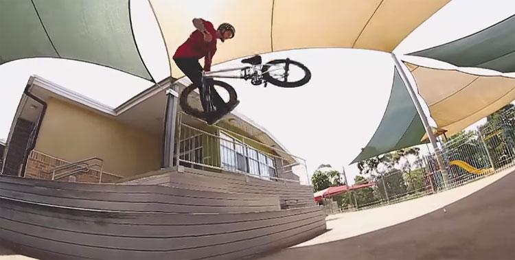 Colony BMX – Luke Parker 2017 Video