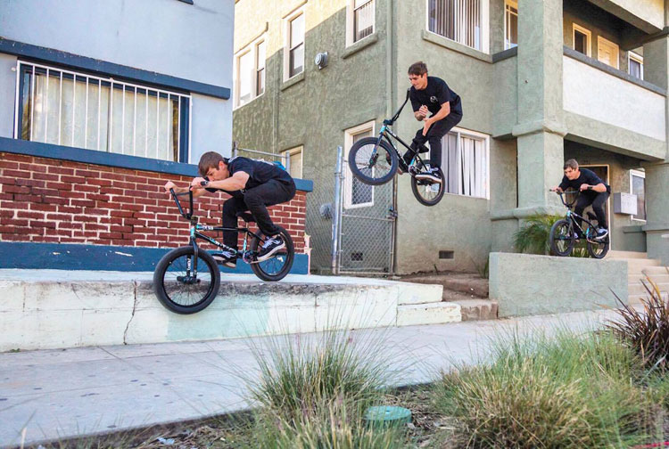 Dan Kruk BMX Barspin Smith