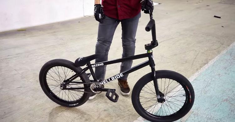 Irek Rizaev Video Bike Check