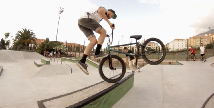 "Islands BMX – Josue ""Pinky"" De Leon Video"