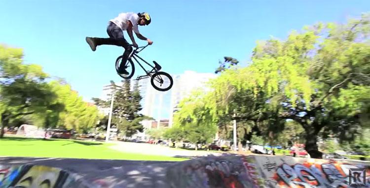 "Kink BMX – Jorge ""Kazique"" Ceballos In Ecuador"