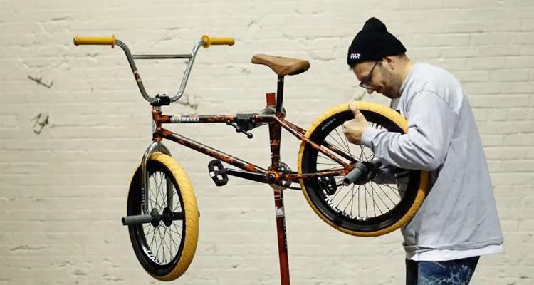 Montana Ricky Video Bike Check