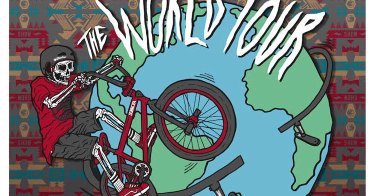 Shadow Conspiracy & Subrosa – BMX World Tour: Southwest Flyer