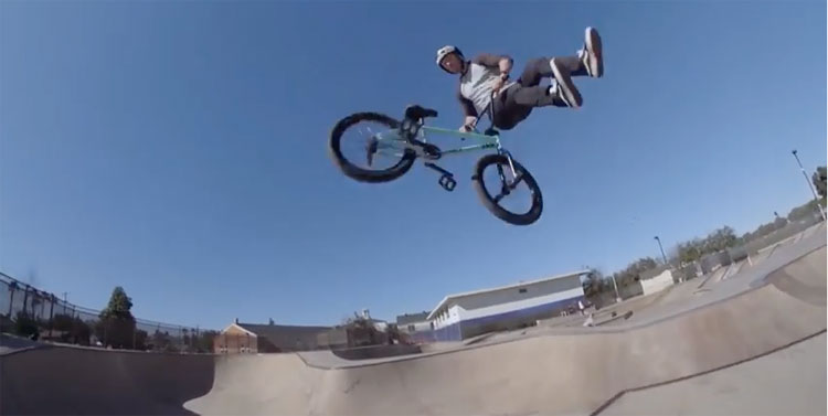 Vans BMX Pro Cup – Rider Profile: Gary Young