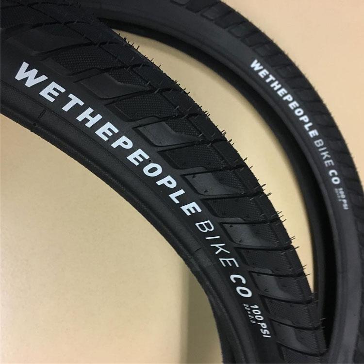 """Wethepeople BMX 22"""" Bikes tire"""