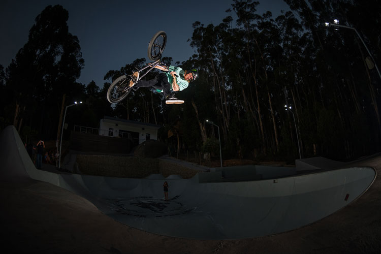 Greg Illingworth South Africa BMX Video
