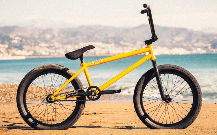 BSD Alex Donnachie Bike Check BMX
