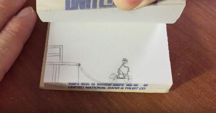 Brant Moore – BMX Flip Book
