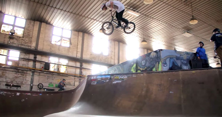Brandon Schill – Milwaukee Winter