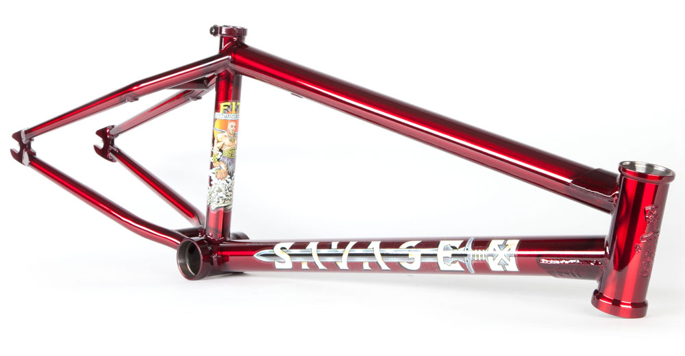 Fit Bike Co. Savage Frame Ethan Corriere BMX