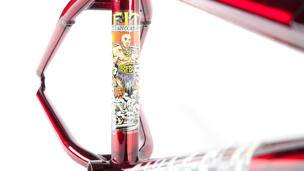 Fit Bike Co. Savage Frame Ethan Corriere BMX