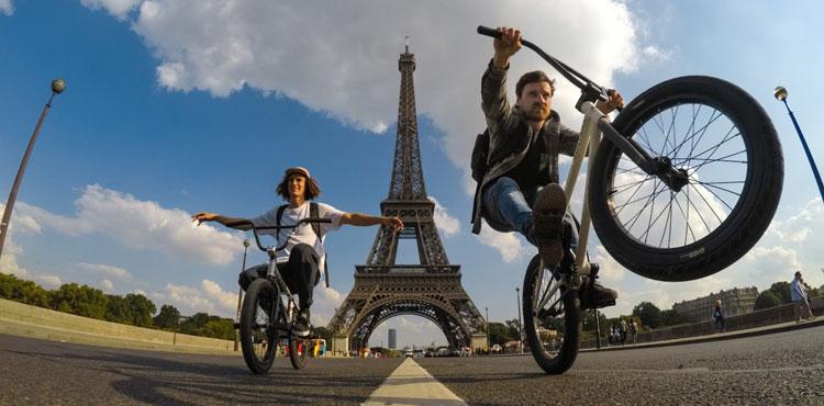 GoPro – Euro BMX Trip with Simone Barraco & Friends