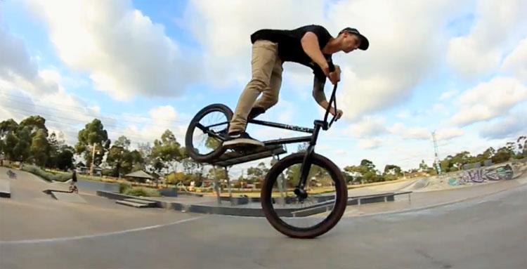 Oscar Daeche & Fooman Skatepark Edit