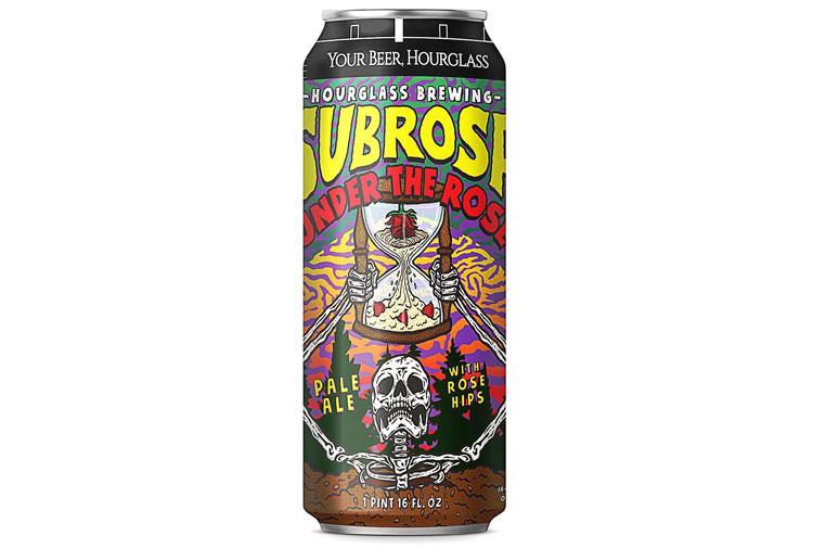 Subrosa Brand BMX Beer