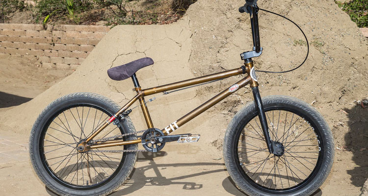 X Games – Van Homan Bike Check