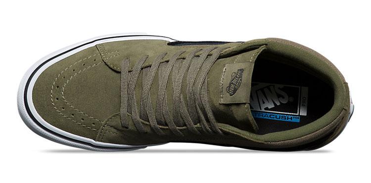Vans BMX Dakota Roche Signature Sk8-Hi Pro Shoe