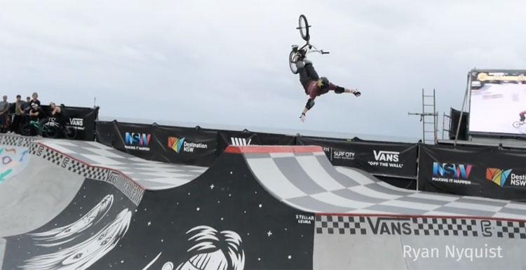 Vans BMX Pro Cup – Australia 2017 Finals