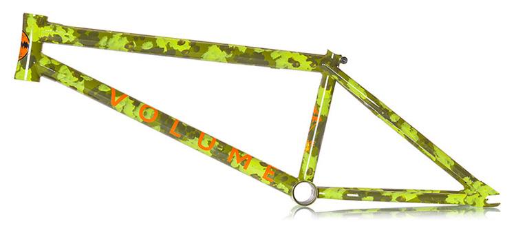 Volume Bikes Voyager Frame BMX
