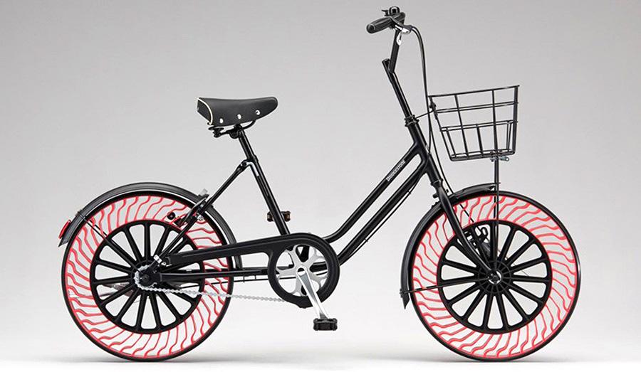 Bridgestone Air-Free Bicycle Tire