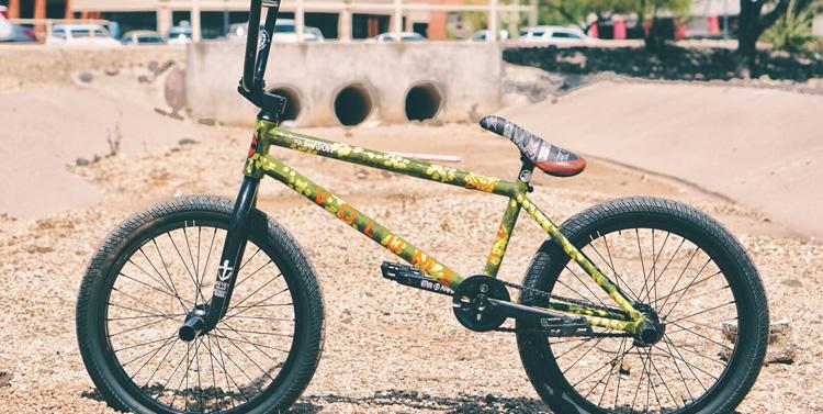 Volume Bikes – Eric Bahlman Bike Check