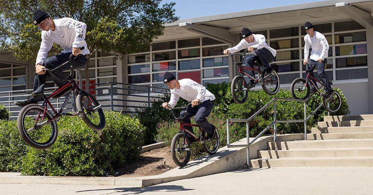 "Fit Bike Co. – ""Savages"" featuring Corriere, Nordstrom & Spriet"