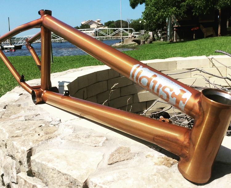 "Indust BMX 22"" Bikes Frame"