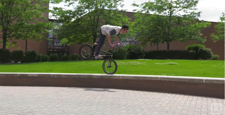 Kink BMX – Jake Petruchik Casual Style and Flow