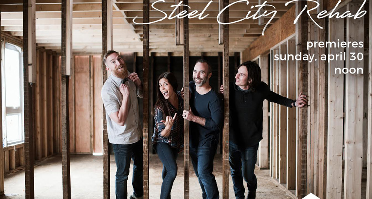 Kris Bennett Has A TV Show? Steel City Rehab