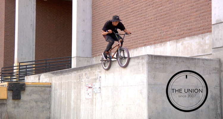 Los Angeles BMX Street Mix Video