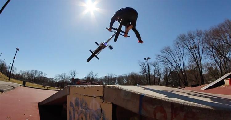 Matt Ray Skatepark Session