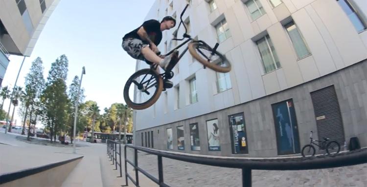 Merritt – Ilya Berestetskiy In Barcelona