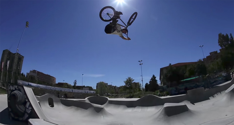 2017 Vans BMX Pro Cup Series – Malaga, Spain Preview Featuring Sergio Layos
