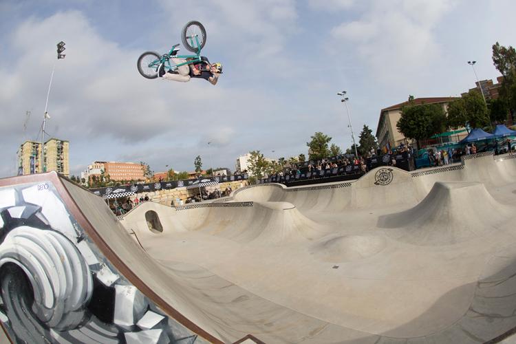 Vans BMX Pro Cup Malaga, Spain