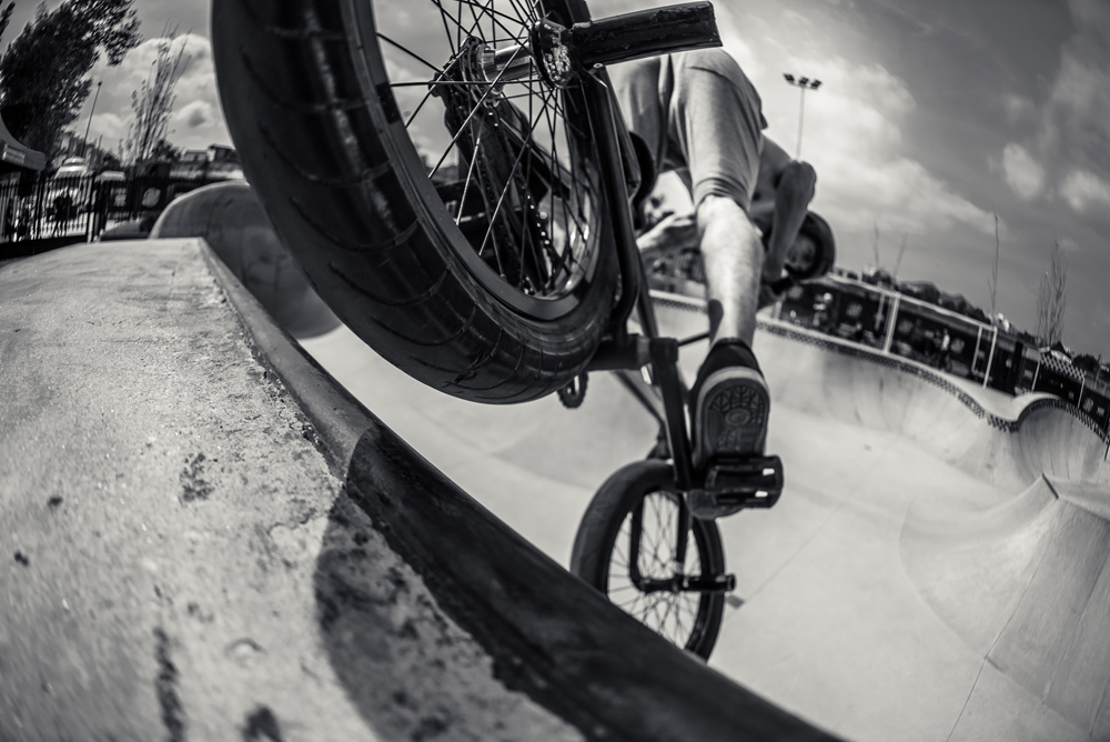 Vans BMX Pro Cup Malaga - Tire Buzz