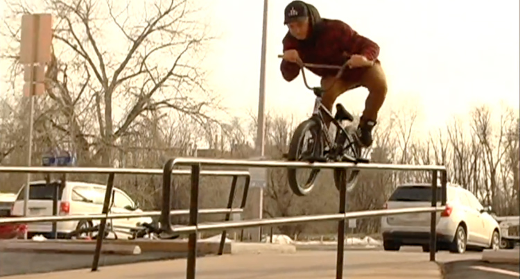 Deco BMX – Mustache Bars featuring Taylor Bonds