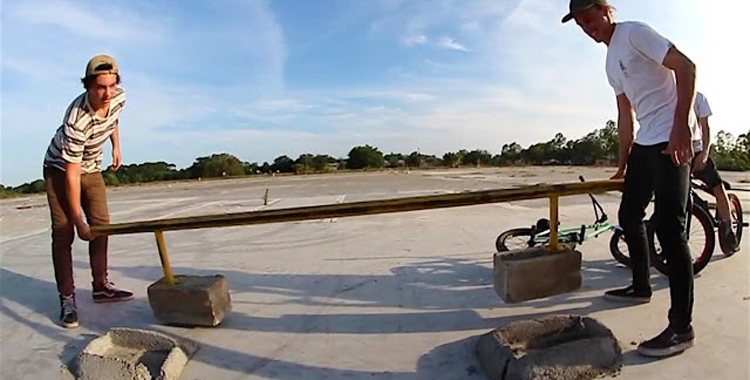 FloriDeah – How To NOT Concrete A Flat Rail