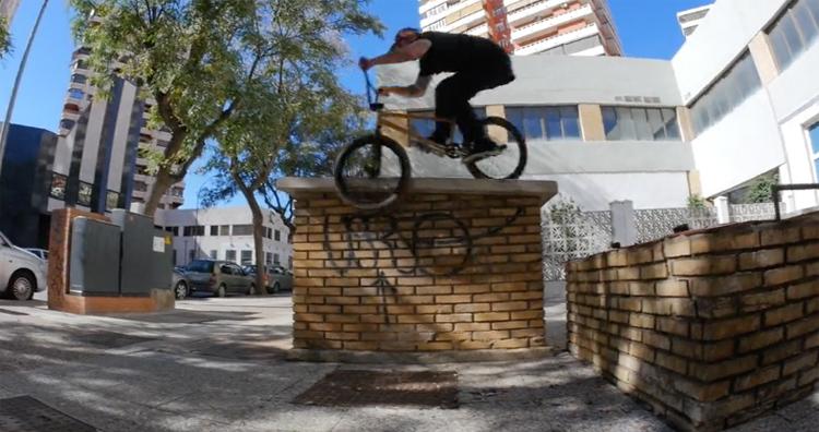 United X 4130 Bike Company – Quique Rico 2017 Video